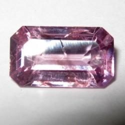 Pinkish Purple Spinel Octagon 2.19 carat