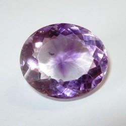 Batu Permata Purple Clear Amethyst 16.30 carat