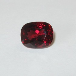 Rhodolite Garnet Cushion 2.37 carat