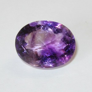 Purple Amethyst Oval 8.95 carat