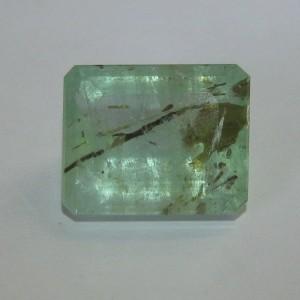 Natural Berryl Rectangular 6.83 carat Natural Unheat