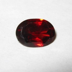 Almandite Garnet Oval 1.24 carat