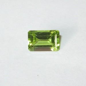 Batu Mulia Peridot Rectangular 1.16 carat