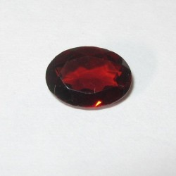 Red Pyrope Garnet Oval 1.12 carat