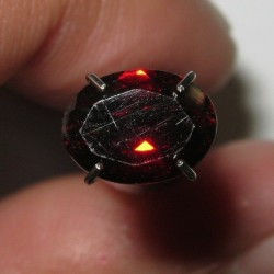 Garnet Oval Pyrope 1.56 carat