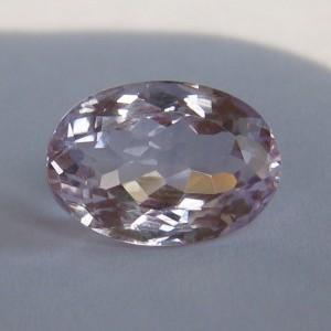Natural Light Violet Amethyst 5.78 carat