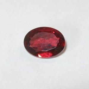 Batu Permata Pyrope Almandite Garnet 1.24 carat