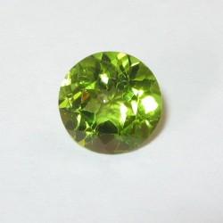 Peridot Round Natural 1.78 carat