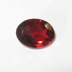Batu Mulia Oval Red Garnet Pyrope 1.51 carat