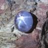 Safir Grey Star Antik 2.53 carat
