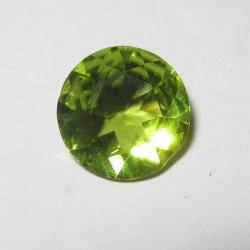 Peridot Round Cut 1.68 carat