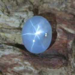 Star Sapphire Oval Cab 1.86 carat