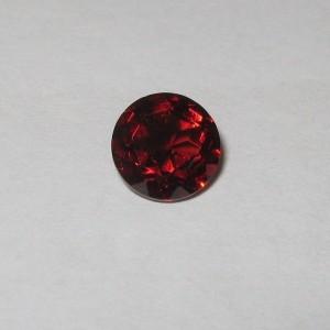Natural Red Garnet 1.00 carat