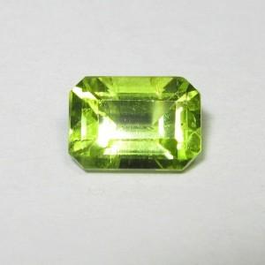 Peridot Rectangular 1.03 carat