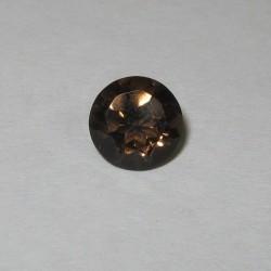 Round Smokey Quartz 1.35 carat