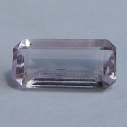 Octagon Natural Amethyst 2.56 carat