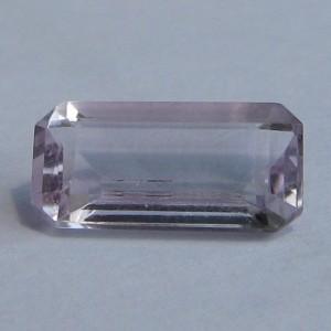 Octagon Natural Amethyst 2.56 carat
