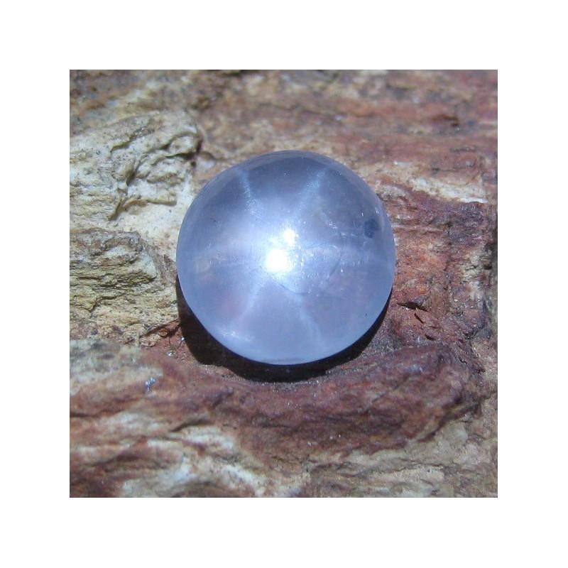 Jual Batu Mulia Natural Ceylon Star Sapphire Grey 1.57 carat