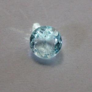 Light Blue Topaz Round 1.05 carat