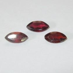 Trio Marquise Garnet 2.25 carat