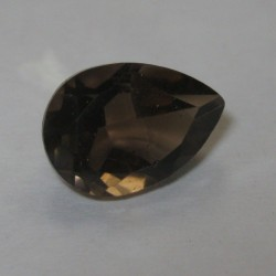 Pear Shape Smokey Quartz 2.30 carat
