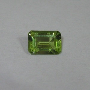 Peridot Rectangular 0.97 carat