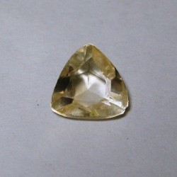 Trilion Light Yellow Citrine 1.40 carat