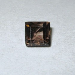 Rectangular Smoky Quartz 1.30 carat