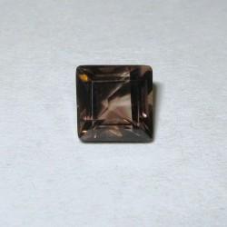 Rectangular Smoky Quartz 1.30 carat