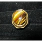 Batu Tiger Eye ~ Perhiasan Pria Sejati