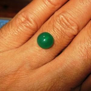 Round Natural Chrysoprase 1.88 carat