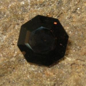 Batu Permata Smoky Quartz 6.60 carat Octagon Cut