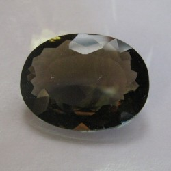 Oval Smoky Quartz 19.05 carat