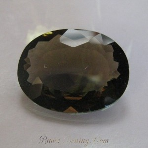 Oval Smoky Quartz 19.05 carat