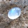 Colorles Blue Flash Moonstone 3.64 carat