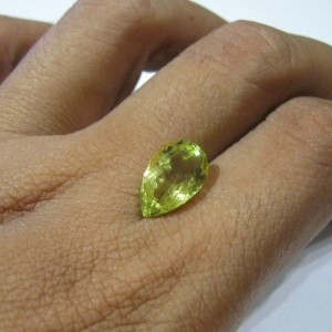 Permata Lemon Quartz 4.73ct