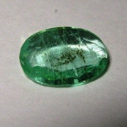 Zamrud Oval 0.95 carat