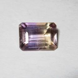 Rectangular Ametrine 1.40 carat