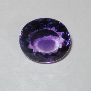 Purple Oval Amethyst 9.11 carat