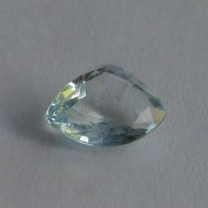 Triangular Aquamarine 1.31ct