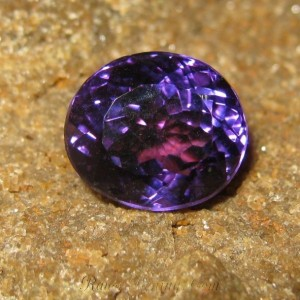 Purple Oval Amethyst 6.26 carat