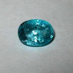 Natural Apatite Bluish Green 2.04 carat