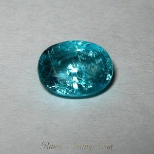 Natural Apatite Bluish Green 2.04 carat