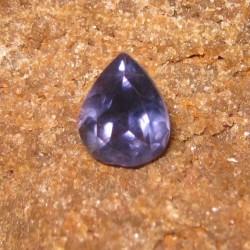 Pear Shape Iolite 1.50 carat
