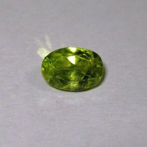 Oval Green Peridot 1.15 carat