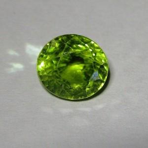 Batu Permata Natural Peridot Round 2.30 carat
