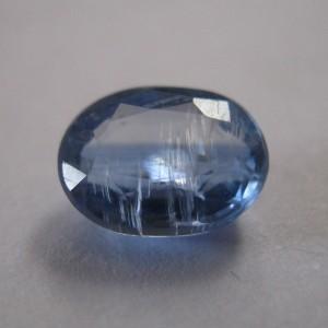 Batu Permata Kyanite Alami sebesar 1.73 carat