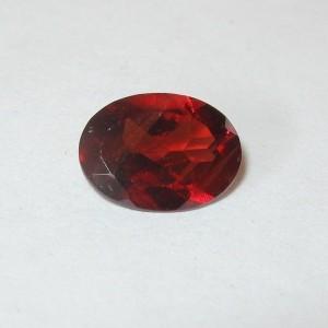 Batu Permata Natural Pyrope Almandite Garnet 1.30 carat