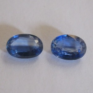 Natural Kyanite Couple 2.7 ct
