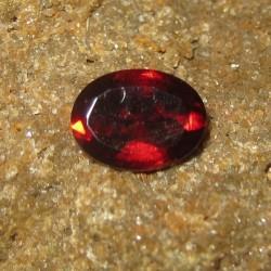 Garnet Pyrope Merah 1.38 carat